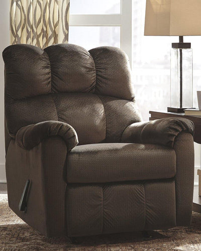 Foxfield Recliner 1040225 By Ashley Furniture from sofafair