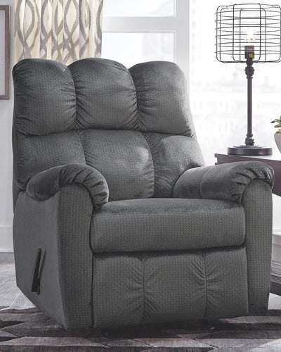 Foxfield Recliner 1040325 By Ashley Furniture from sofafair