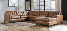 Load image into Gallery viewer, Baskove 4Piece Sectional with Chaise 11102S2 By Ashley Furniture from sofafair