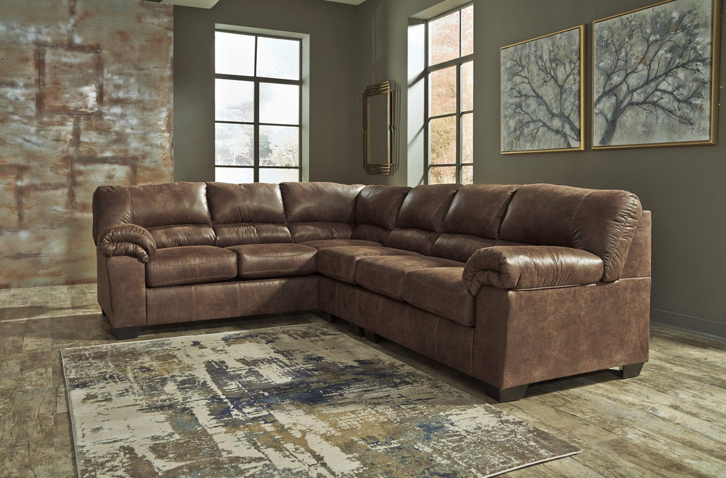 Bladen 3Piece Sectional 12000S3 By Ashley Furniture from sofafair