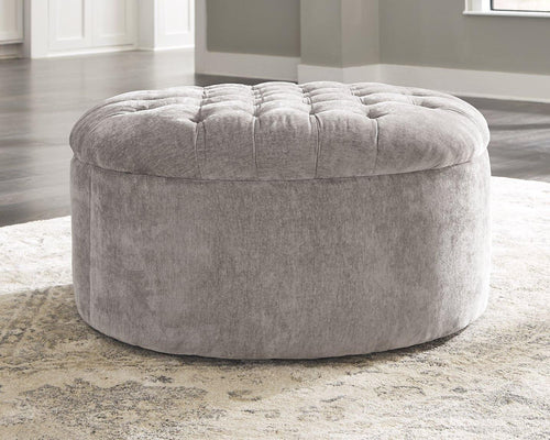 Carnaby Oversized Accent Ottoman 1240408 By Ashley Furniture from sofafair