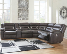 Load image into Gallery viewer, Kincord 4Piece Power Reclining Sectional 13104S4 By Ashley Furniture from sofafair