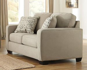 Alenya Loveseat 1660035 By Ashley Furniture from sofafair