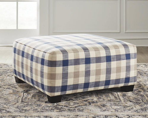 Meggett Oversized Accent Ottoman 1950408 By Ashley Furniture from sofafair