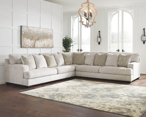 Rawcliffe 3Piece Sectional 19604S1 By Ashley Furniture from sofafair