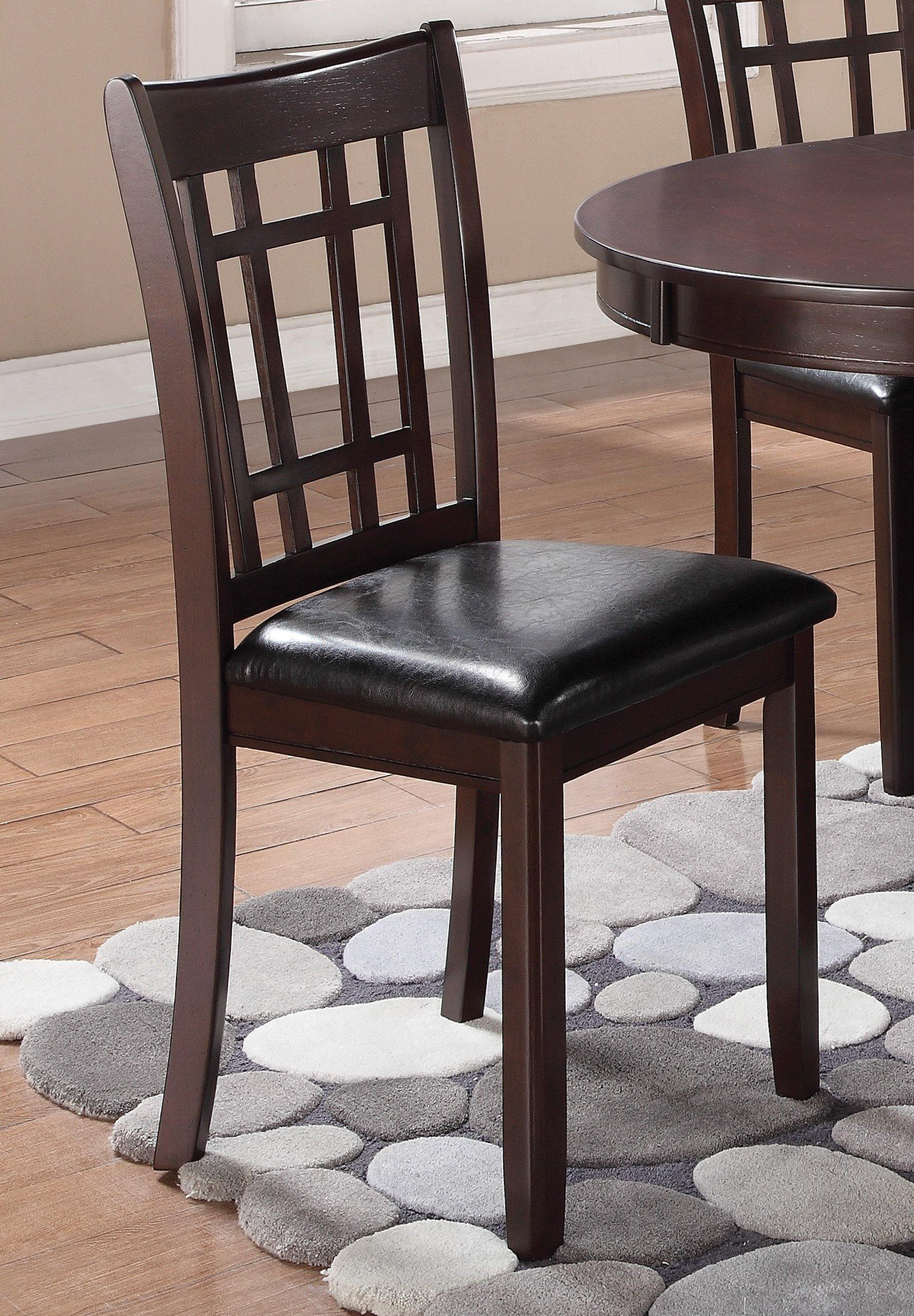 Lavon 102672 Dining Chair1 By coaster - sofafair.com