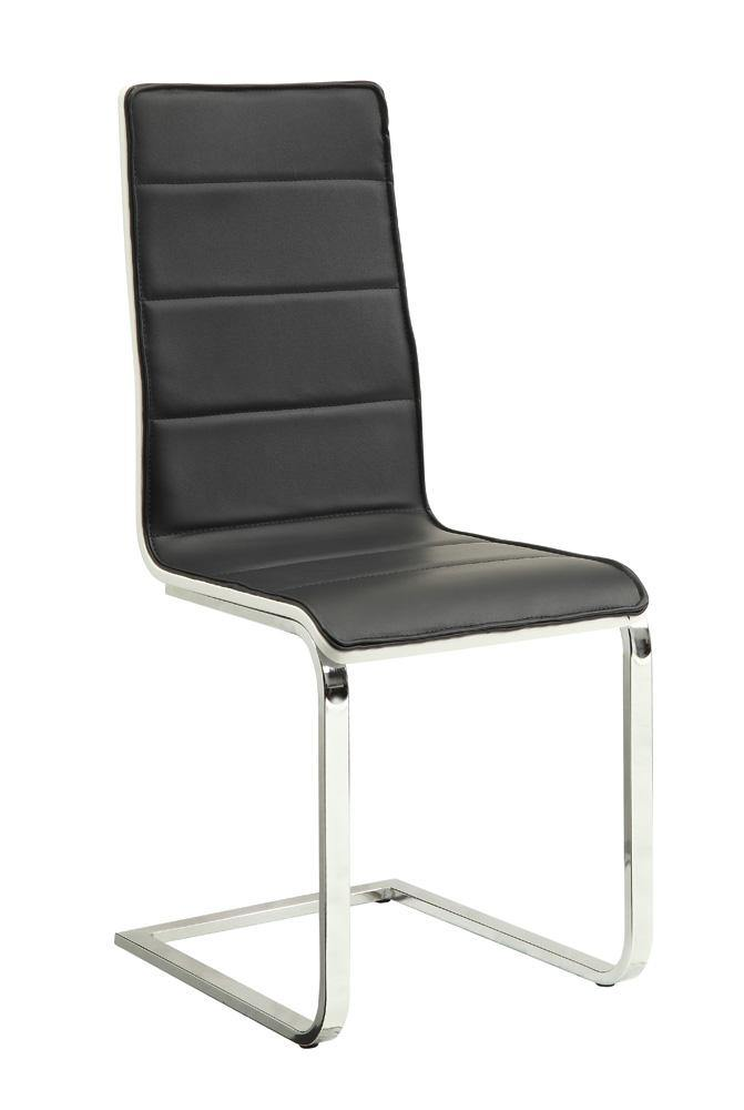 Broderick 120948 Dining Chair1 By coaster - sofafair.com
