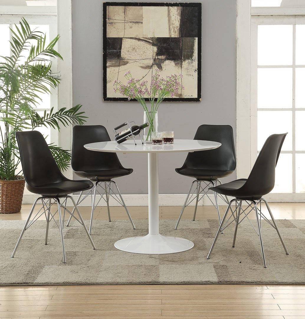 Lowry 102682 Dining Chair1 By coaster - sofafair.com