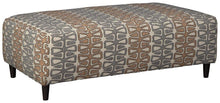 Load image into Gallery viewer, Flintshire Oversized Accent Ottoman 2500308