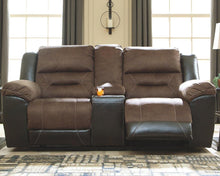 Load image into Gallery viewer, Earhart Reclining Loveseat with Console 2910194 By Ashley Furniture from sofafair