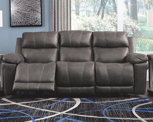 Erlangen Power Reclining Sofa 3000415 By Ashley Furniture from sofafair