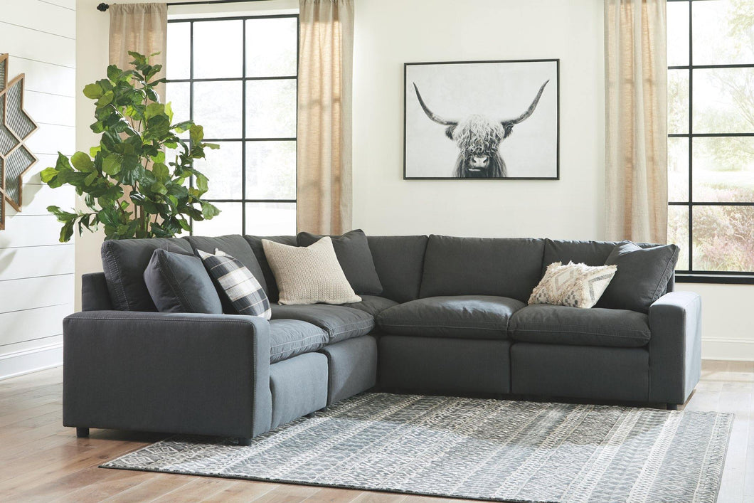 Savesto 5Piece Sectional 31104S1 By Ashley Furniture from sofafair