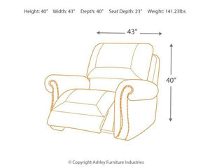 Larkinhurst Recliner 3190125