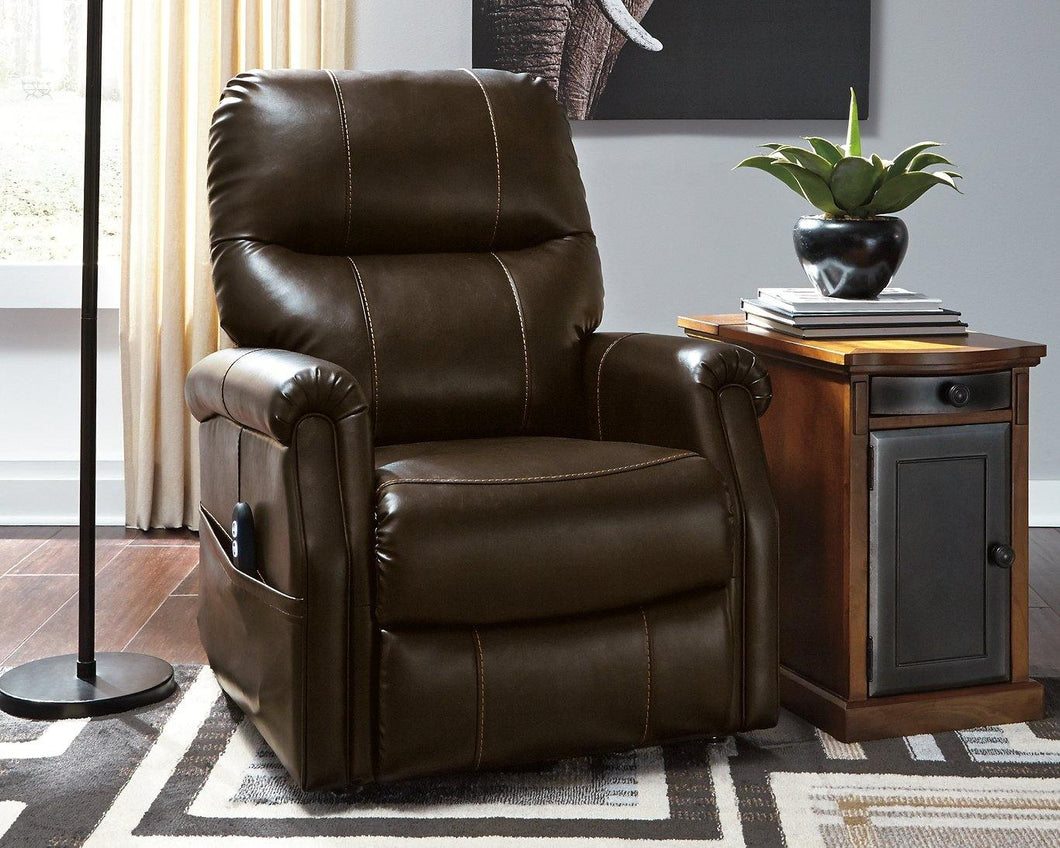 Markridge Power Lift Recliner 3500312 By Ashley Furniture from sofafair