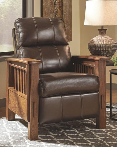 Cowlitz Recliner 3760226 By Ashley Furniture from sofafair