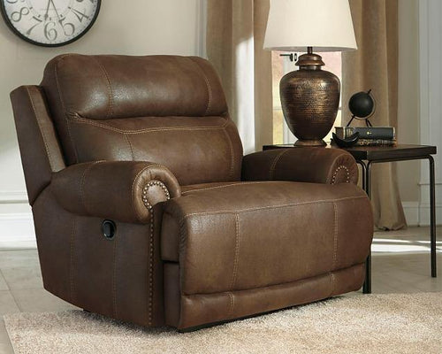 Austere Oversized Recliner 3840052 By Ashley Furniture from sofafair