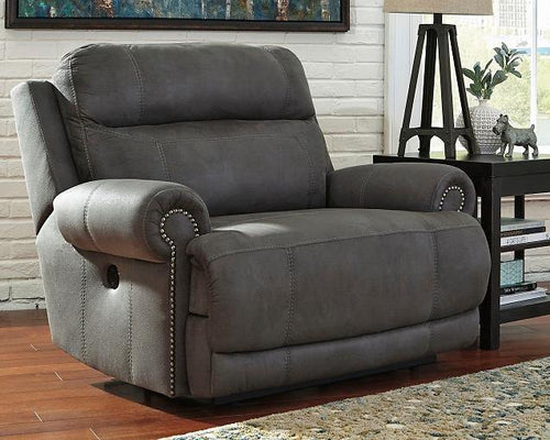 Austere Oversized Power Recliner 3840182 By Ashley Furniture from sofafair