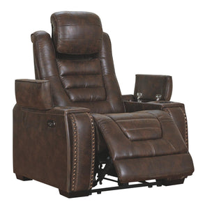 Game Zone Power Recliner 3850113