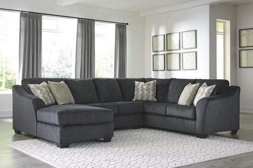 Eltmann 3Piece Sectional with Chaise 41303S5 By Ashley Furniture from sofafair