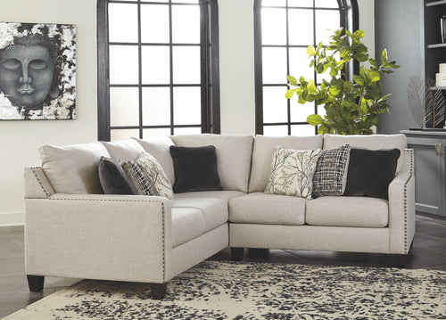 Hallenberg 2Piece Sectional 41501S1 By Ashley Furniture from sofafair