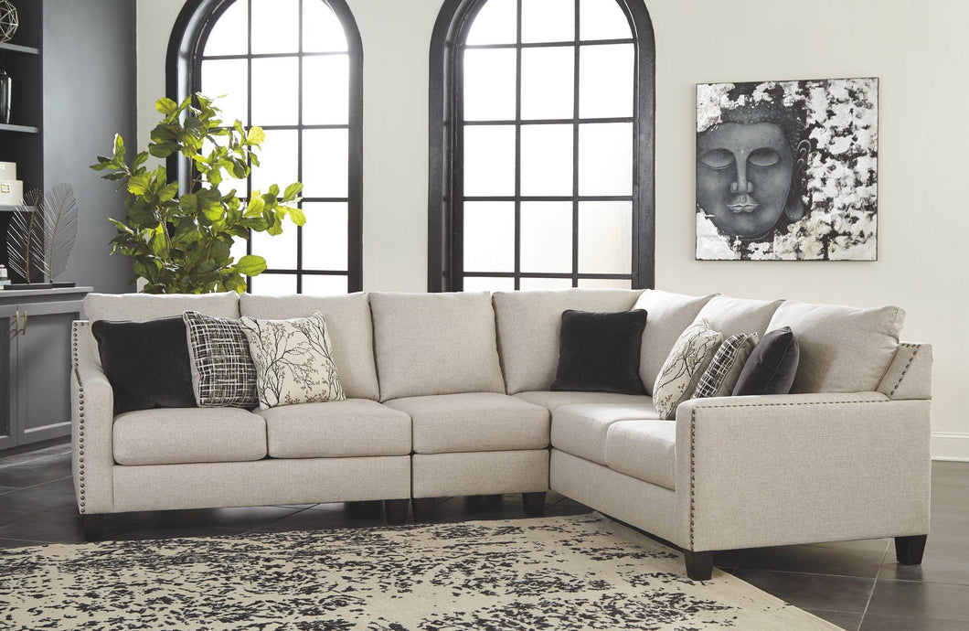 Hallenberg 3Piece Sectional 41501S4 By Ashley Furniture from sofafair