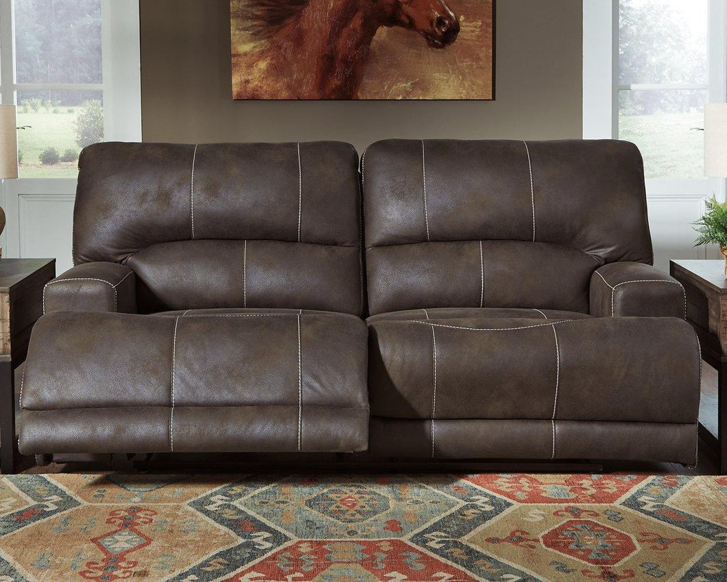 Kitching Power Reclining Sofa 4160447 By Ashley Furniture from sofafair