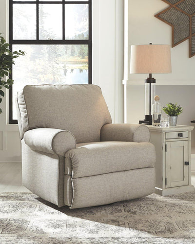 Ferncliff Swivel Glider Recliner 4690261 By Ashley Furniture from sofafair