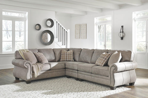 Olsberg 3Piece Sectional 48701S2 By Ashley Furniture from sofafair