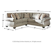 Load image into Gallery viewer, Olsberg 2Piece Sectional 48701S3