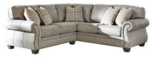 Olsberg 2Piece Sectional 48701S3
