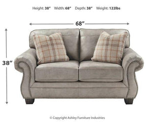 Olsberg Loveseat 4870135