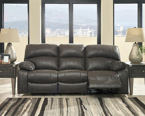 Dunwell Power Reclining Sofa 5160115 By Ashley Furniture from sofafair