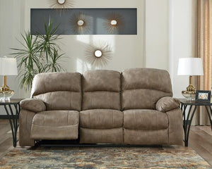 Dunwell Power Reclining Sofa 5160215 By Ashley Furniture from sofafair