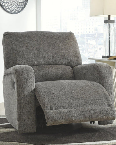 Wittlich Swivel Glider Recliner 5690161 By Ashley Furniture from sofafair