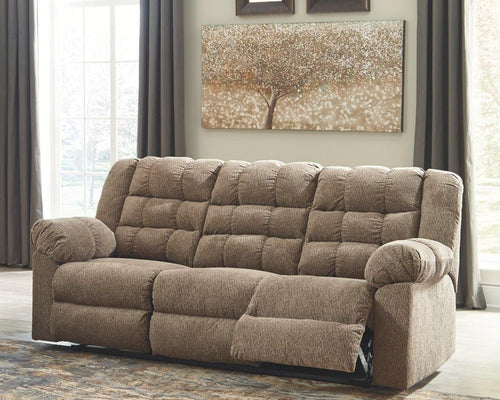 Workhorse Reclining Sofa 5840188 By Ashley Furniture from sofafair