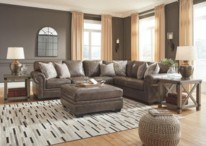 Roleson 3Piece Sectional 58703S4