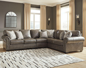 Roleson 3Piece Sectional 58703S4 By Ashley Furniture from sofafair