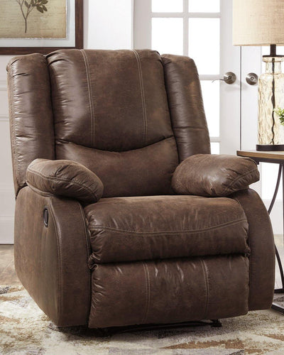 Bladewood Recliner 6030529 By Ashley Furniture from sofafair