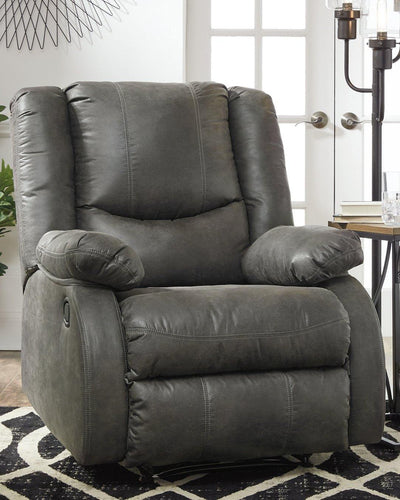 Bladewood Recliner 6030629 By Ashley Furniture from sofafair