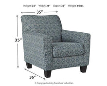 Load image into Gallery viewer, Brinsmade Accent Chair 6120421
