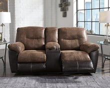 Load image into Gallery viewer, Follett Reclining Loveseat with Console 6520294 By Ashley Furniture from sofafair