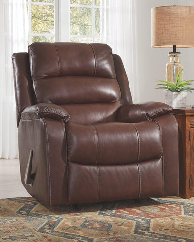 Wylesburg Recliner 6710225 By Ashley Furniture from sofafair