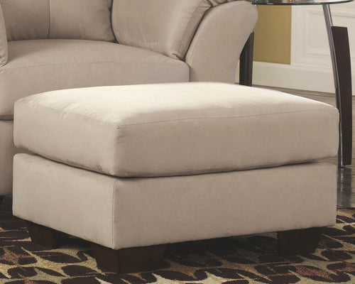 Darcy Ottoman 7500014 By Ashley Furniture from sofafair
