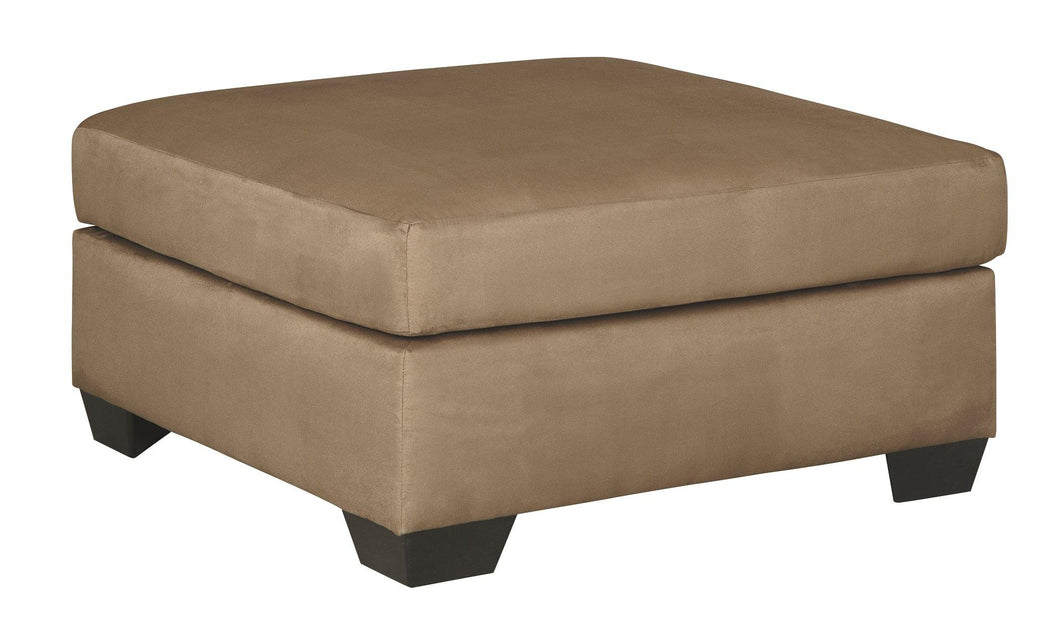 Darcy Oversized Accent Ottoman 7500208 By Ashley Furniture from sofafair