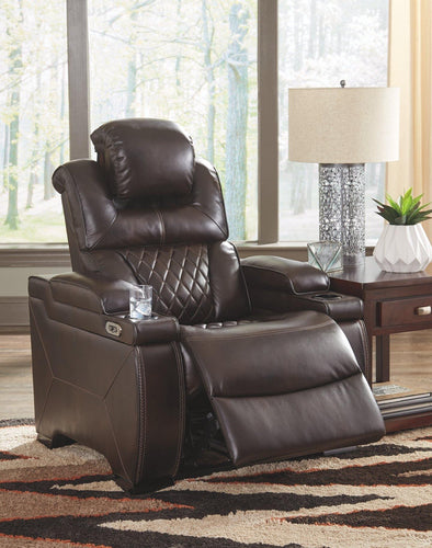 Warnerton Power Recliner 7540713 By Ashley Furniture from sofafair