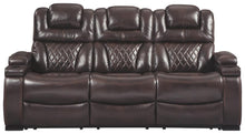 Load image into Gallery viewer, Warnerton Power Reclining Sofa 7540715