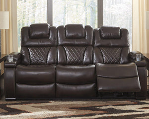 Warnerton Power Reclining Sofa 7540715 By Ashley Furniture from sofafair