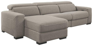 Mabton 3Piece Power Reclining Sectional 77005S2