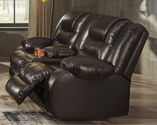 Load image into Gallery viewer, Vacherie Reclining Loveseat with Console 7930794 By Ashley Furniture from sofafair