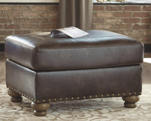 Nicorvo Ottoman 8050514 By Ashley Furniture from sofafair